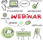 Webinar Concept, education