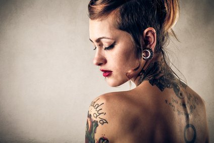 tattoos and beauty