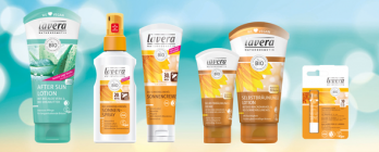 lavera sun care 2016